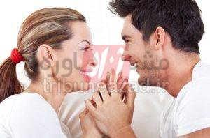 گفتگوی جنسی مفید با همسر