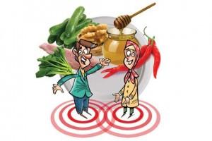 خوراکی های افزایش دهنده میل جنسی