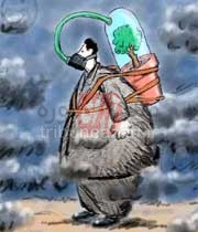 سلامتی و  آلودگی هوا