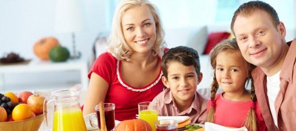 اعتماد به افراد خانواده