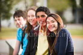 نوجوانان نوع دوست