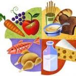 تغذیه سالم از گذشته تا به حال